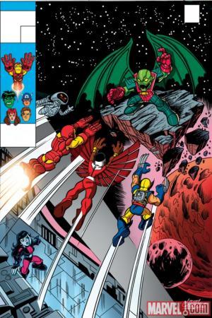 Invincible Iron Man (2008) #30 (SHS VARIANT)