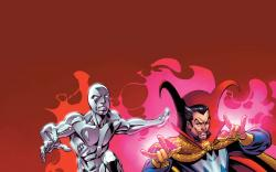 DEFENDERS: FROM THE MARVEL VAULT #1 cover