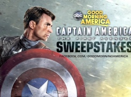 Good Morning America Captain America Sweepstakes