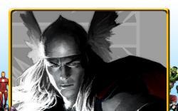 SDCC 2011: Avengers Origins