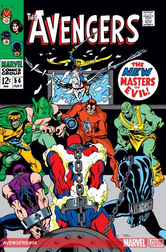 Avengers (1963) #54