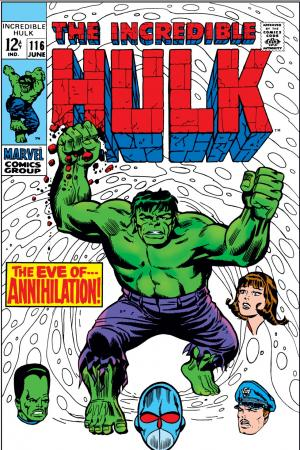 Incredible Hulk (1962) #116
