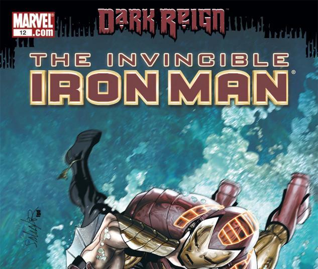 Invincible Iron Man (2008) #12