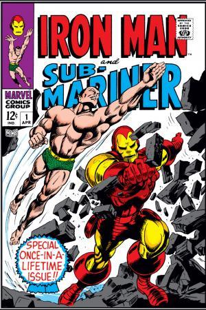 Marvel Masterworks: The Invincible Iron Man Vol. (Hardcover)