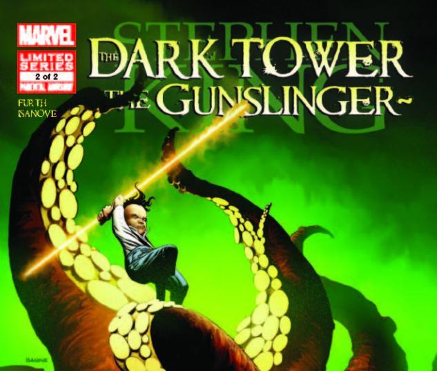 DARK TOWER: THE GUNSLINGER - SHEEMIE'S TALE 2