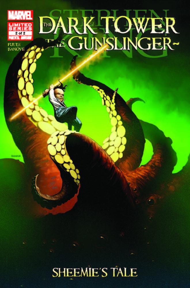 Dark Tower: The Gunslinger - Sheemie's Tale (2014) #2