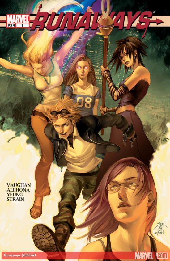 Runaways (2005) #1