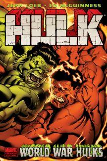 Hulk Vol.6 : World War Hulks (Hardcover)
