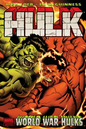 Hulk Vol.6 : World War Hulks (Hardcover)
