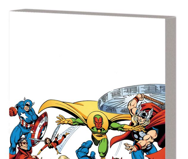 ESSENTIAL AVENGERS VOL. 9 TPB