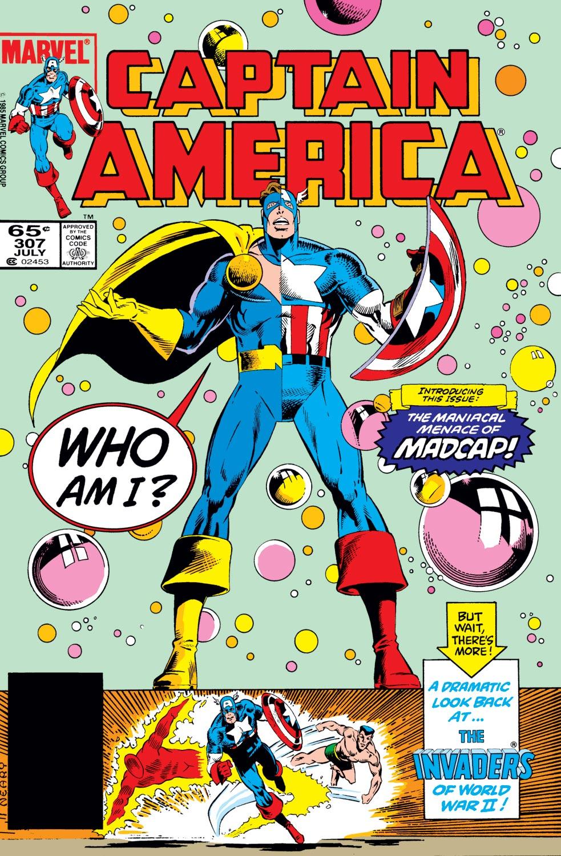 Captain America (1968) #307