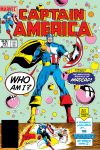 Captain America (1968) #307 Cover