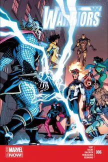 New Warriors (2014) #6