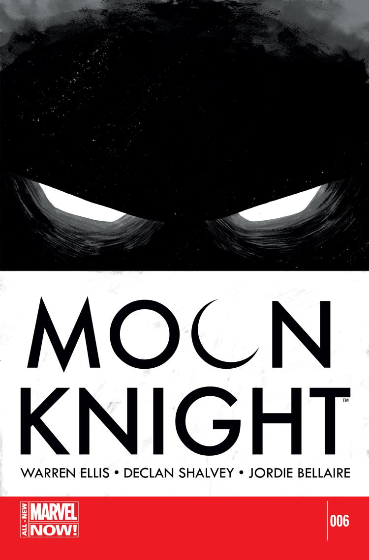 Moon Knight (2014) #6