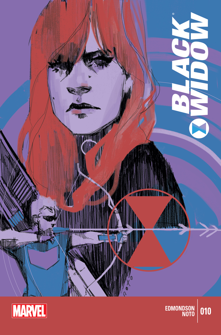 Black Widow (2014) #10