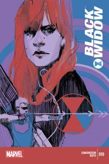 Black Widow (2014) #10