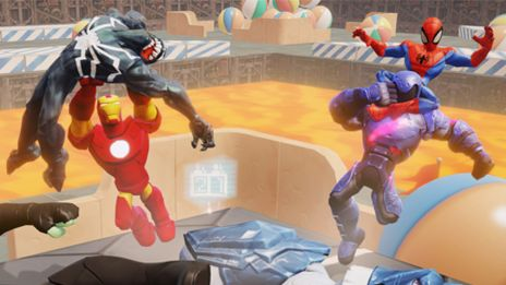 Inside the Disney Infinity Toy Box with Bob Lowe
