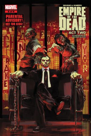 George Romero's Empire of the Dead: Act Two #3