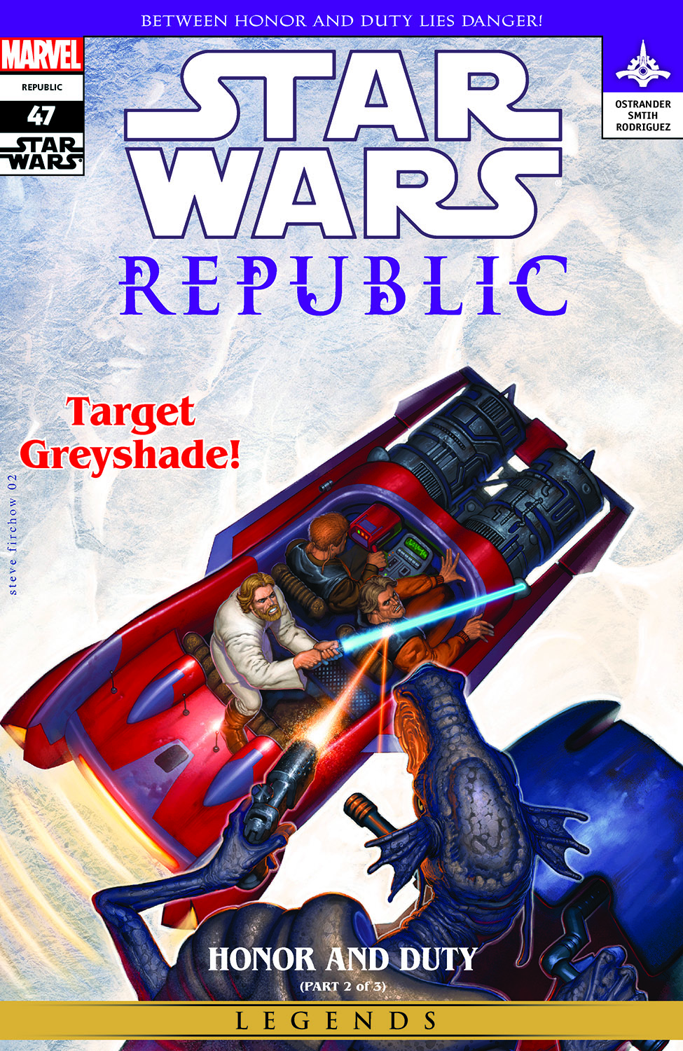 Star Wars: Republic (2002) #47
