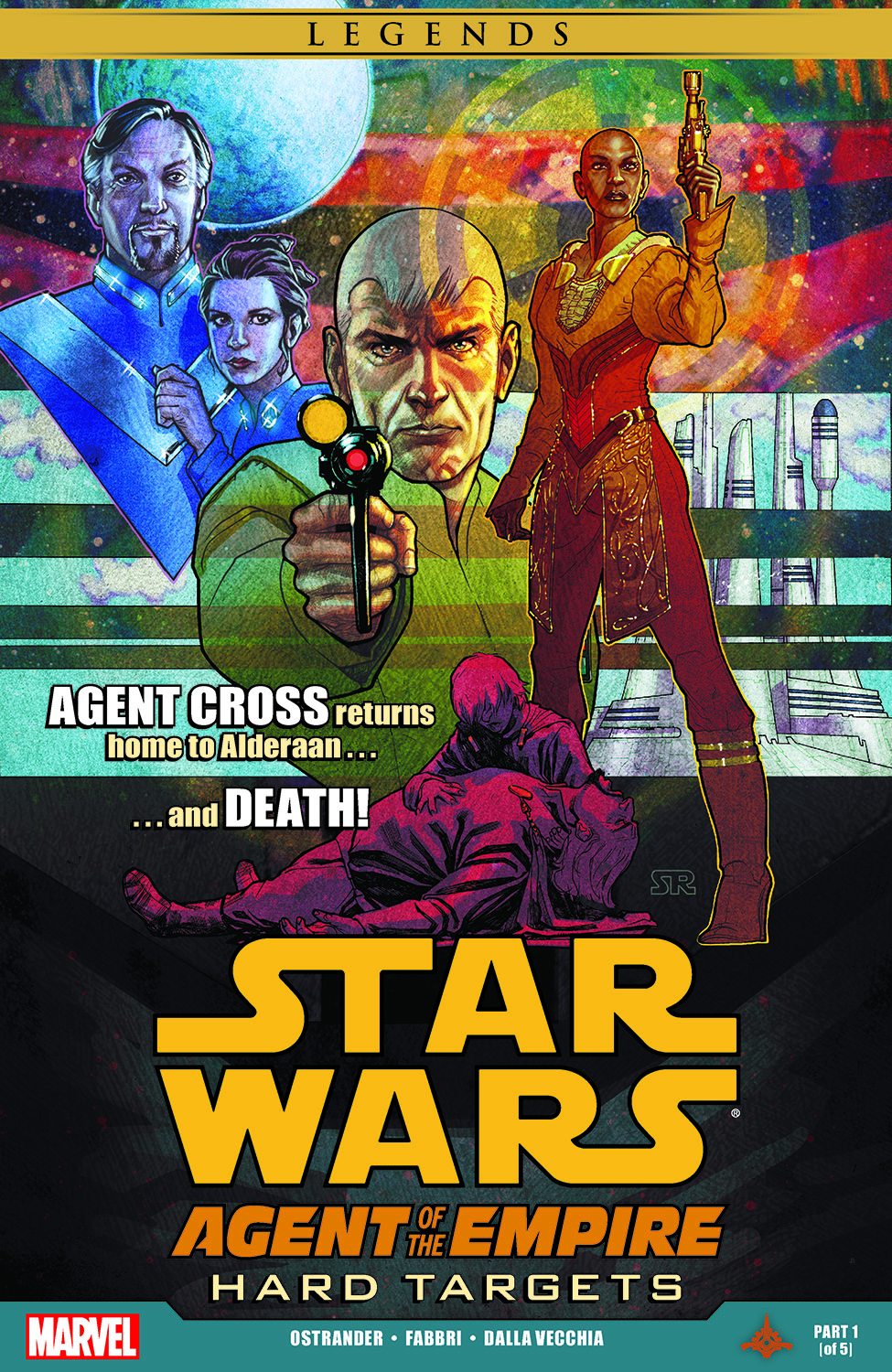 Star Wars: Agent Of The Empire - Hard Targets (2012) #1