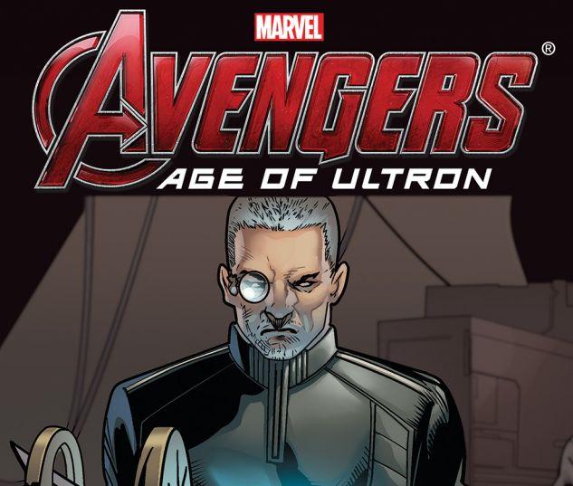 Avengers: Cinematic Infinite Comic (2015) #1