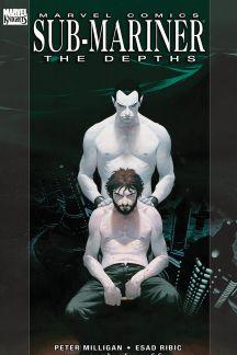 Sub-Mariner: The Depths (2008) #4