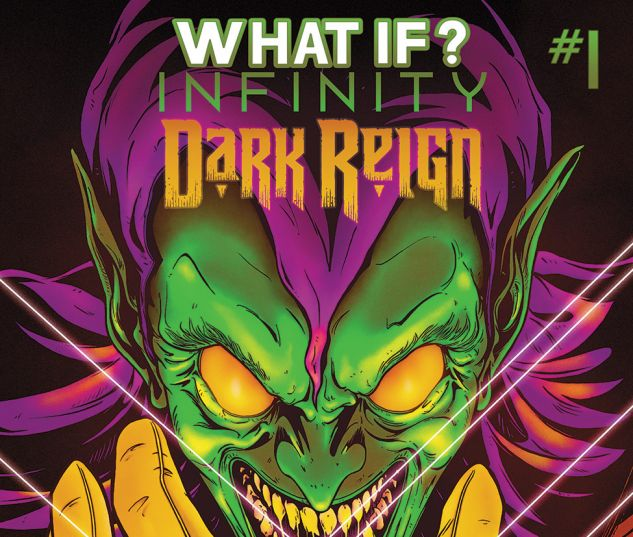 WHAT IF? INFINITY - DARK REIGN 1 (WITH DIGITAL CODE)