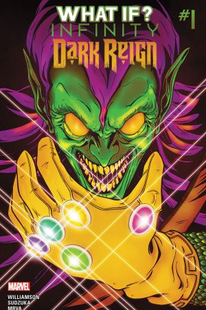 What If? Infinity- Dark Reign (2015) #1
