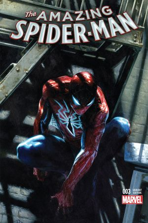 The Amazing Spider-Man #3  (Dell'Otto Variant)