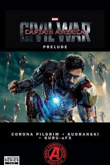 Marvel's Captain America: Civil War Prelude #1