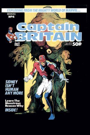 Captain Britain #4