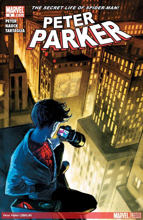 Peter Parker (2009) #5
