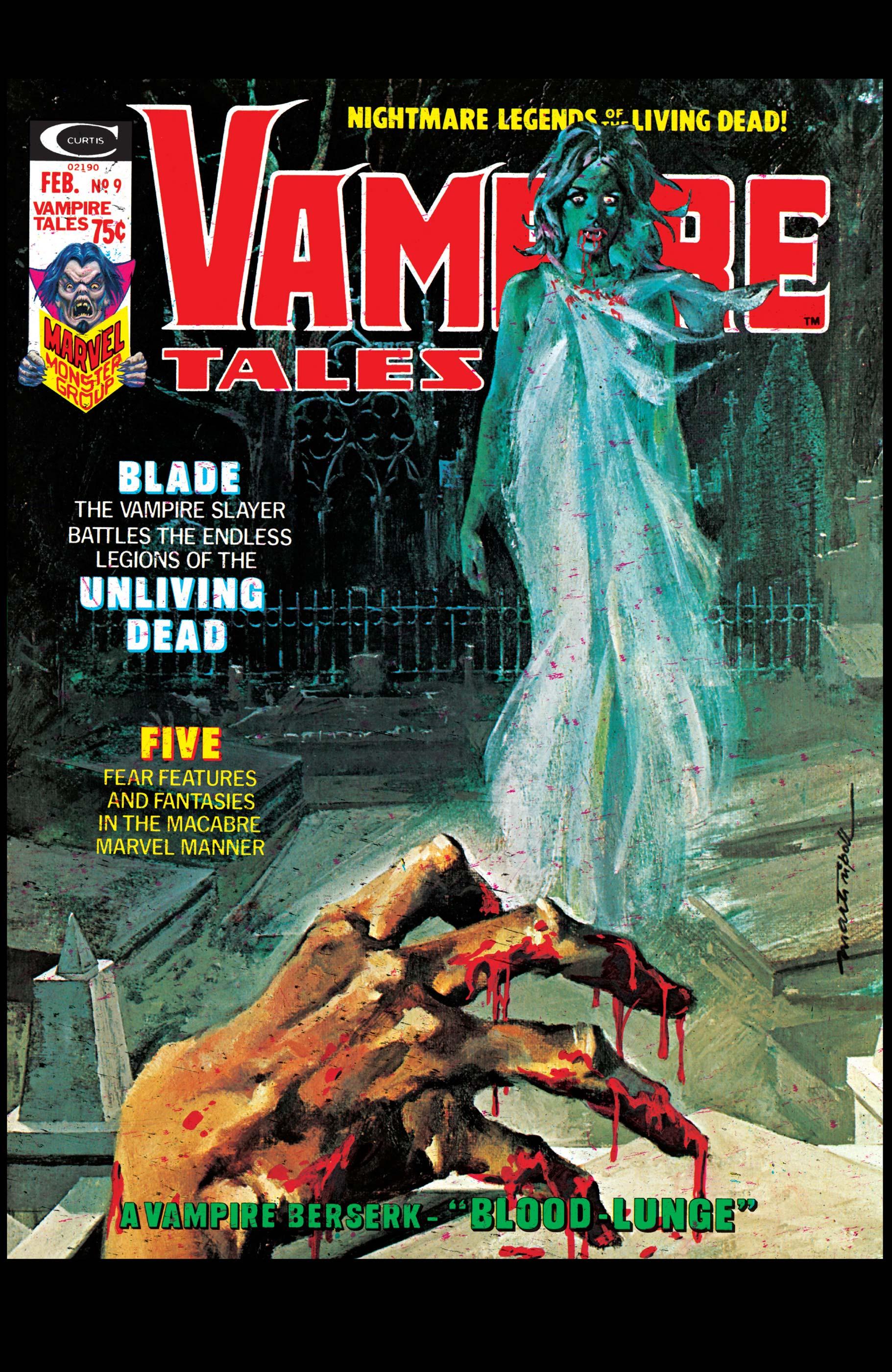 Vampire Tales (1973) #9
