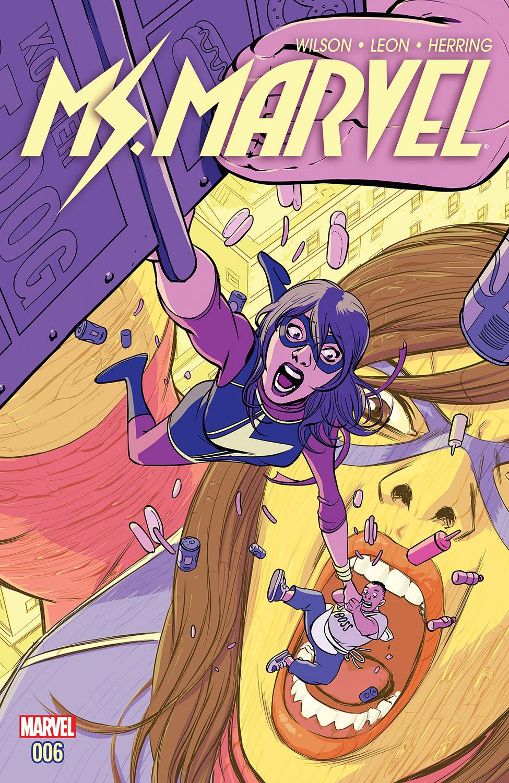 Ms. Marvel (2015) #6