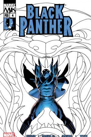 Black Panther (2005) #4