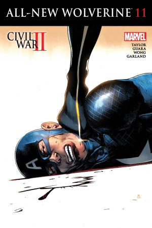 All-New Wolverine (2015) #11