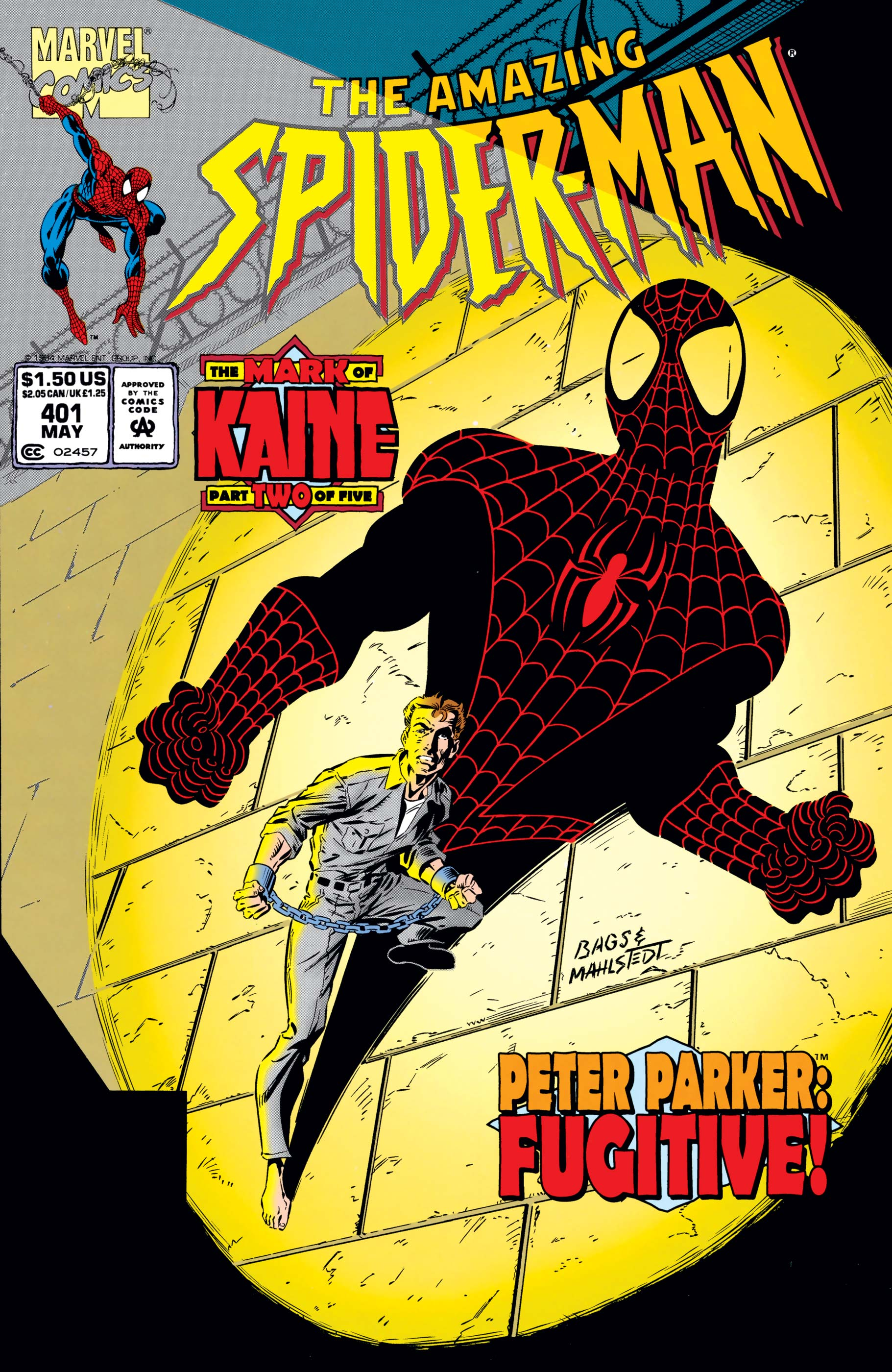 The Amazing Spider-Man (1963) #401