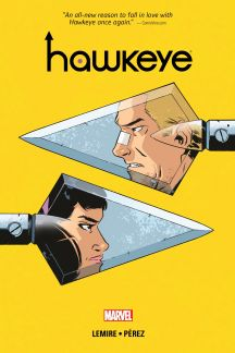 Hawkeye Vol. 3 (Hardcover)