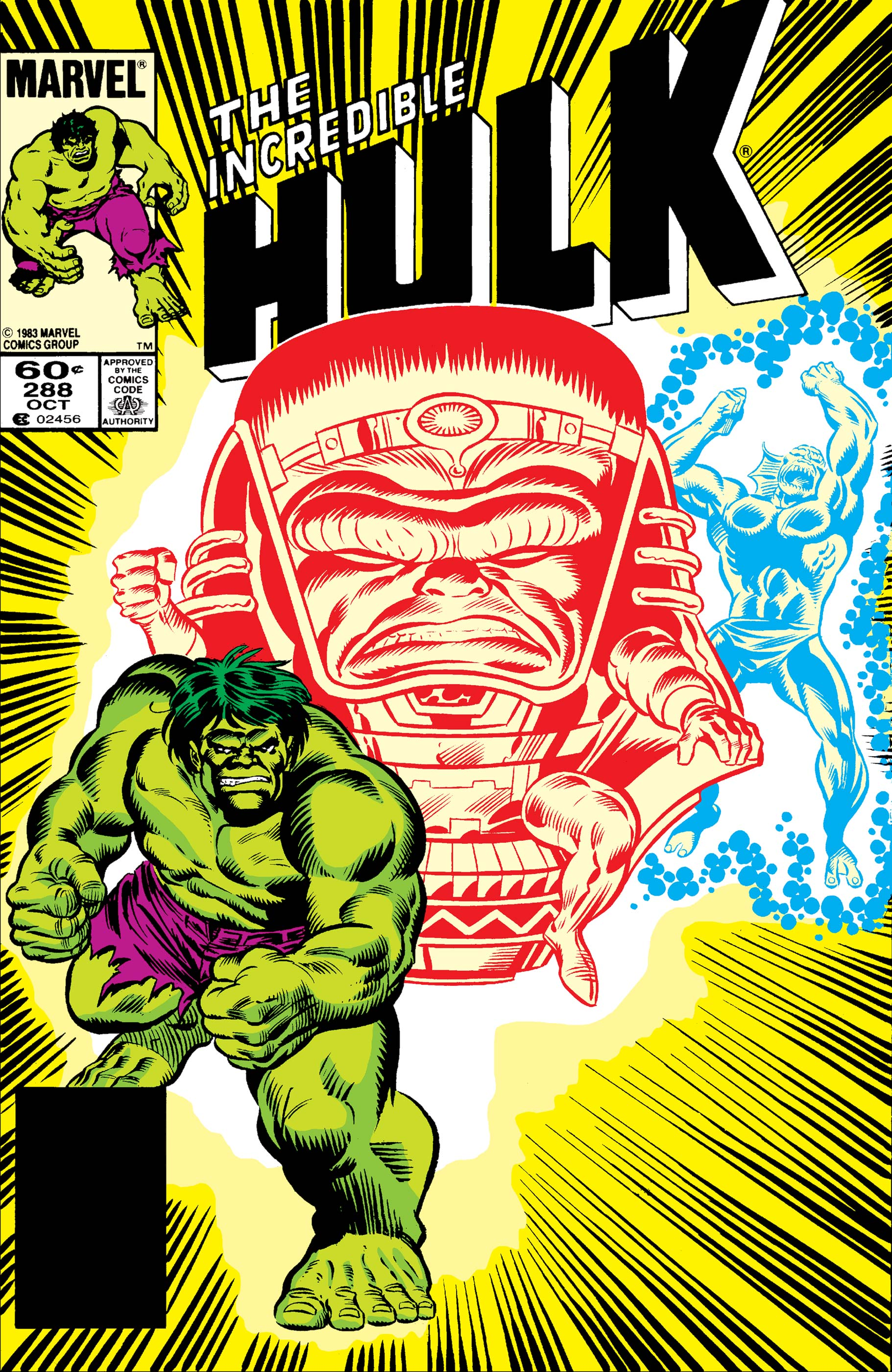 Incredible Hulk (1962) #288