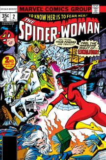 Spider-Woman (1978) #2