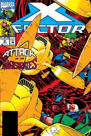 X-Factor #91