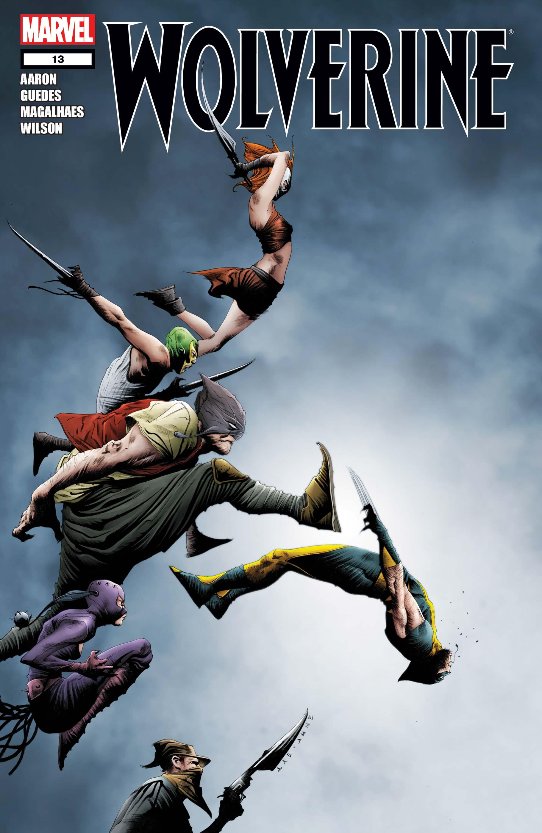 Wolverine (2010) #13