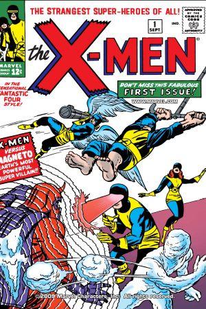 Uncanny X-Men (1963) #1