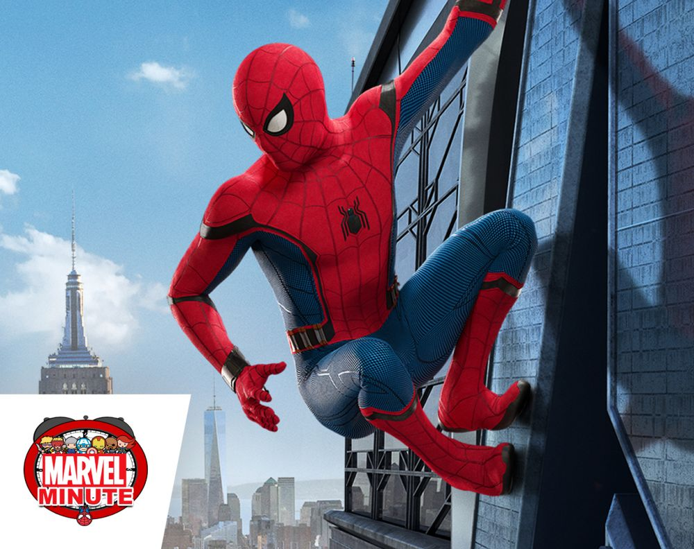 Learn the latest on Rocket & Groot, Spider-Man Homecoming and more!