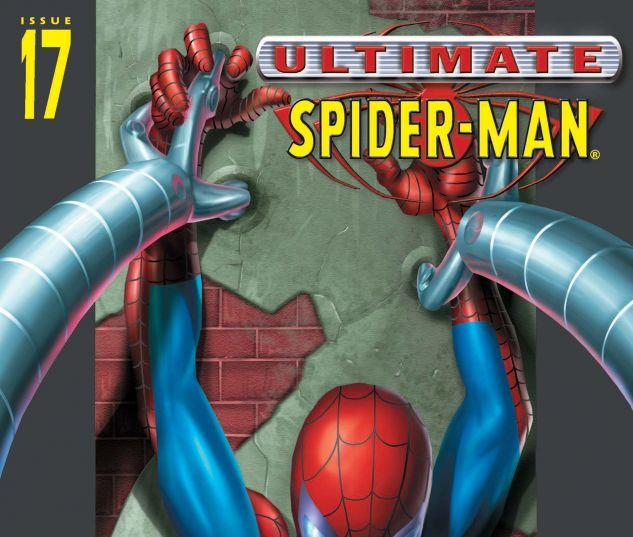 ULTIMATE SPIDER-MAN (2000) #17