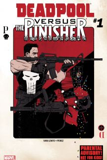 Deadpool Vs. the Punisher (2017) #1