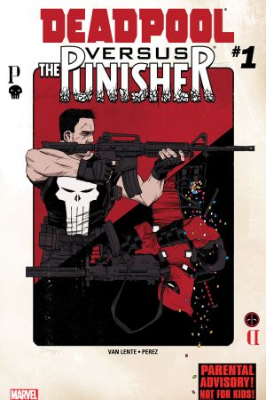 Deadpool Vs. the Punisher #1