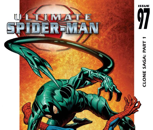 ULTIMATE SPIDER-MAN (2000) #97