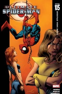 Ultimate Spider-Man #105