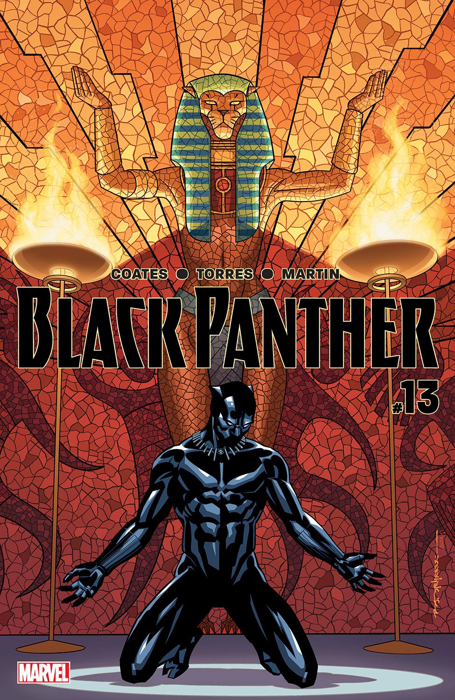 Black Panther (2016) #13